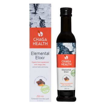 Elemental Elixir Chaga & Duindoornbes Biologisch van Chaga Health